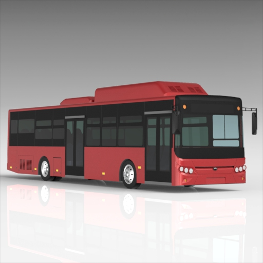 Yutong Electric Bus (12M).