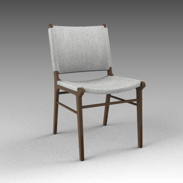 Wagner dining chair from Four Hands. 