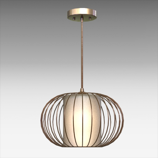 Abadie Light Globe Pendant.
