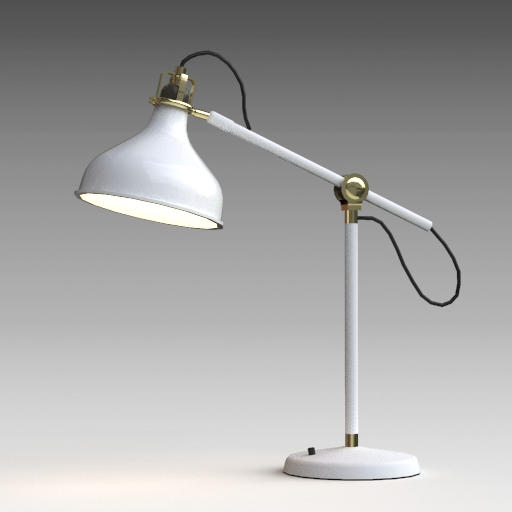 Ranarp Work Lamp.