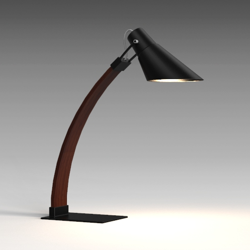 Lower Ballinderry Desk Lamp.