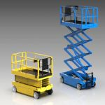 Generic Scissor Lift Set