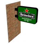 Publight with Heineken logo.