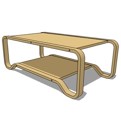 Coffee table-Ikea.