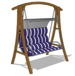 Porch swing ,seat size approx. 120cm