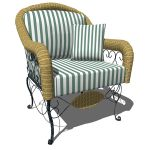 View Larger Image of wroughtiron_wicker_sofa_armchair3977.jpg