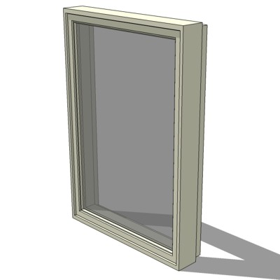 CW Class. 2'-4-3/8 Wide Casement Window 200 Series....