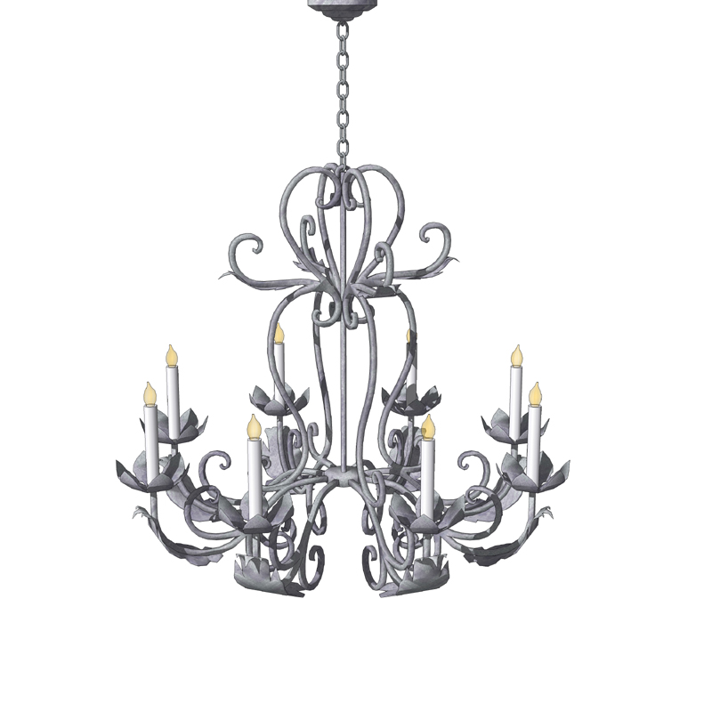 Hanging decorative chandelier. Can be used to deco....