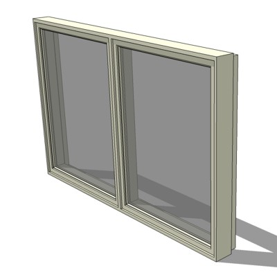 CX2-Class DOUBLE Casement Window 200 Series by And....