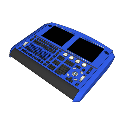 High End Systems Whole Hog III Lighting Console..