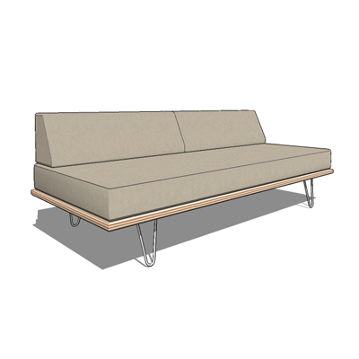 Case Study daybed by Modernica, designed by George....