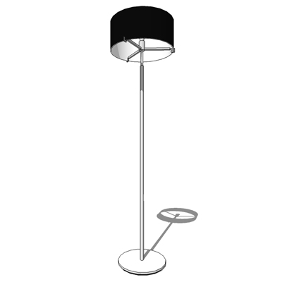 CPL F7 floor lamp by Prandina, designed by Christi....