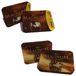 Magnum ice retail packages in two configurations, ...