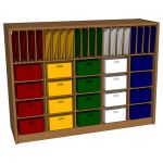 View Larger Image of Storage cubbies