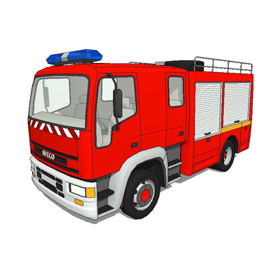 Iveco Eurocargo Firetruck and Eurotech commercial ....