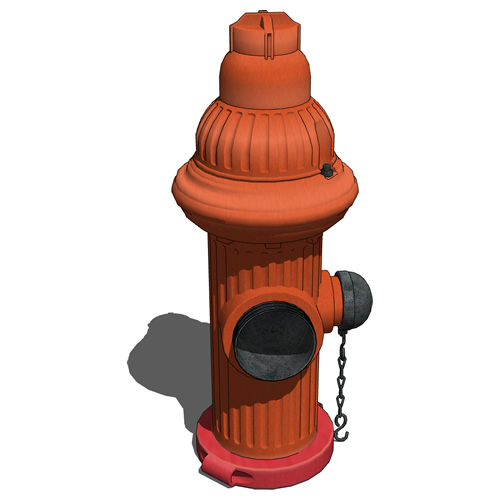 New York City Fire Hydrant heavily based on the O'....