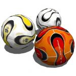 Soccer balls:standard versions