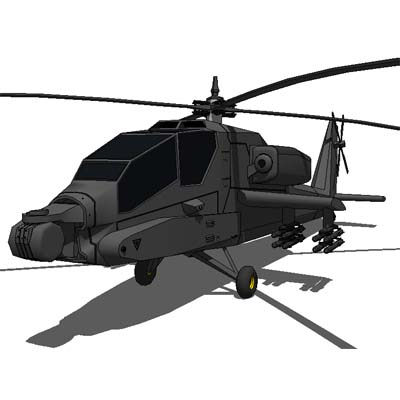 The AH-64 Apache is the United States Army's princ....