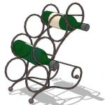 View Larger Image of wine rack series