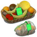 Fruit baskets small and large. For when an imagema...
