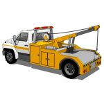 View Larger Image of Ford F600 Set 2