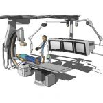 The Allura Xper FD10 supports the cardiac workflow...