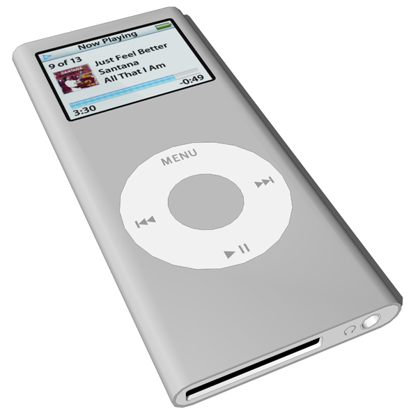 Apple´s iPod Nano in four different c....
