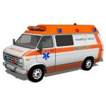 View Larger Image of Emergency Van Set