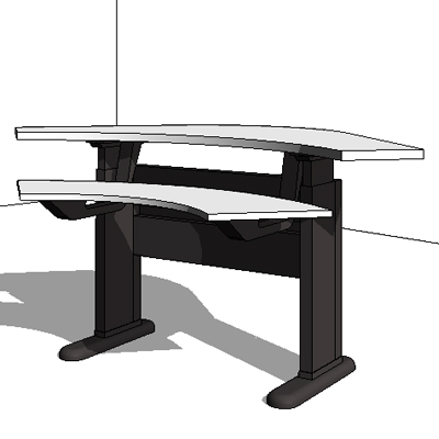 Adjustable. Flexible. Simple. Knoll adjustable wor....