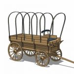 View Larger Image of Covered Wagon