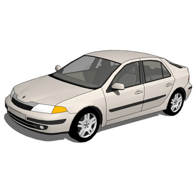 The Renault Laguna is a large family car produced ....