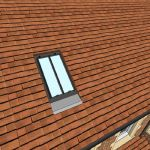 CR-2 conservation style rooflight