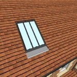 CR-12 conservation style rooflight