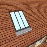 CR-14 conservation style rooflight