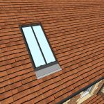 CR-14/2 conservation style rooflight