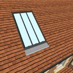 CR-15 conservation style rooflight
