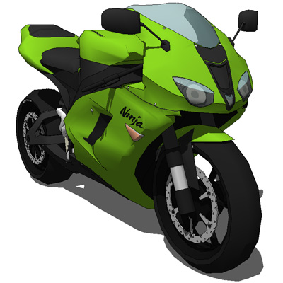 The Kawasaki Ninja ZX-6R is a Kawasaki middleweigh....