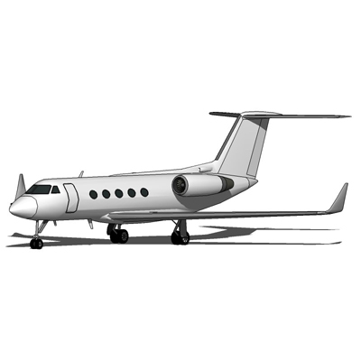The Gulfstream IV (or G-IV) and derivatives are a ....