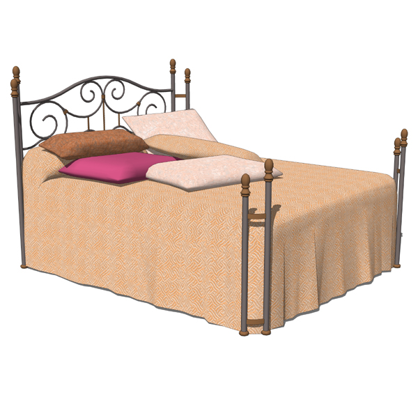 Waterbury bedroom set. Set includes bed, nightstan....