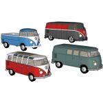 Set of 4 VW vans.