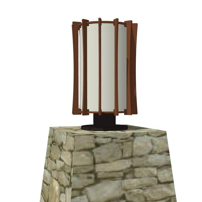 Futura Lighting by Boyd Lighting. Shown in copper..