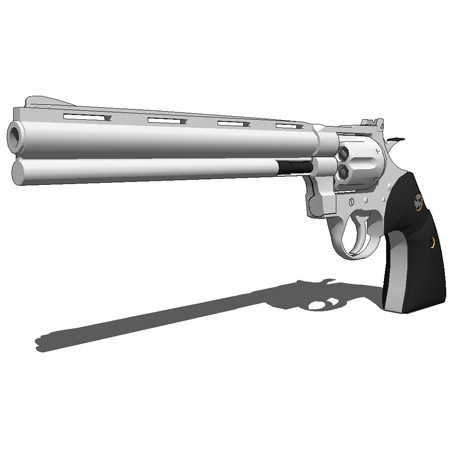 The Colt Python is considered to be a premium Amer....