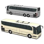 Mercedes Benz Travego bus, in two configurations