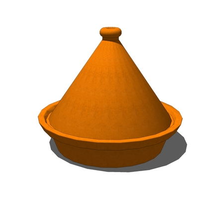 Tagines are often used to prepare traditional nort....