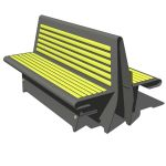 Britcabs bench design.