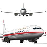 The Boeing Business Jet series are factory convers...