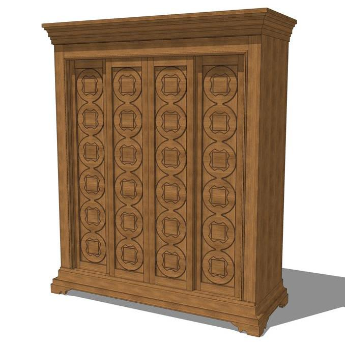 The Aberdeen is a stunning and elegant cabinet tha....