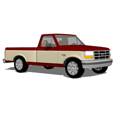 The F-Series is a series of full-size pickup truck....