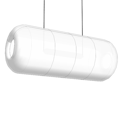 Tubelight for large indoor building lighting. Made....