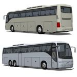 Volvo 9700 and 9300 Bus